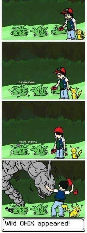 Pokemon Logic. No oc, found elsewhere !. Pokemon logic