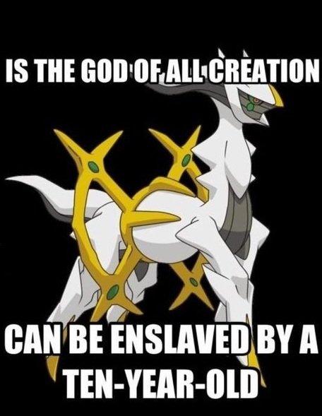 Pokemon Logic. . Sallah iia Pokemon arceus