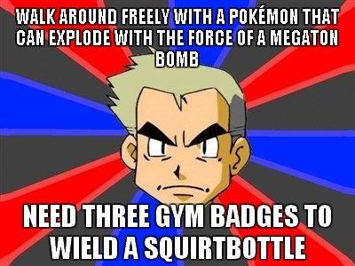 Pokemon Logic. Wow...... Will. HEEL? WITH THIN tal M' WITH THE Failt NEED THREE '' ouais WEED A Pokemon