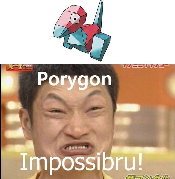 Pokemon. IMPOSSIBRU!. Pokemon IMPOSSIBRU!