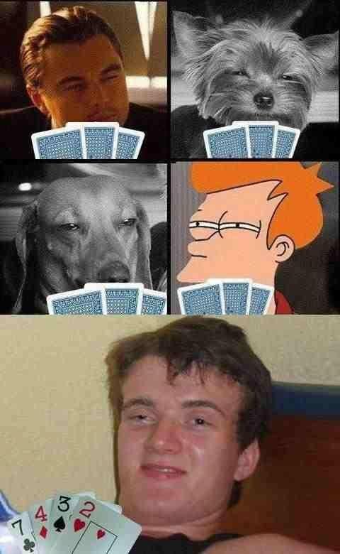 poker. hi everybody. hi dr nick