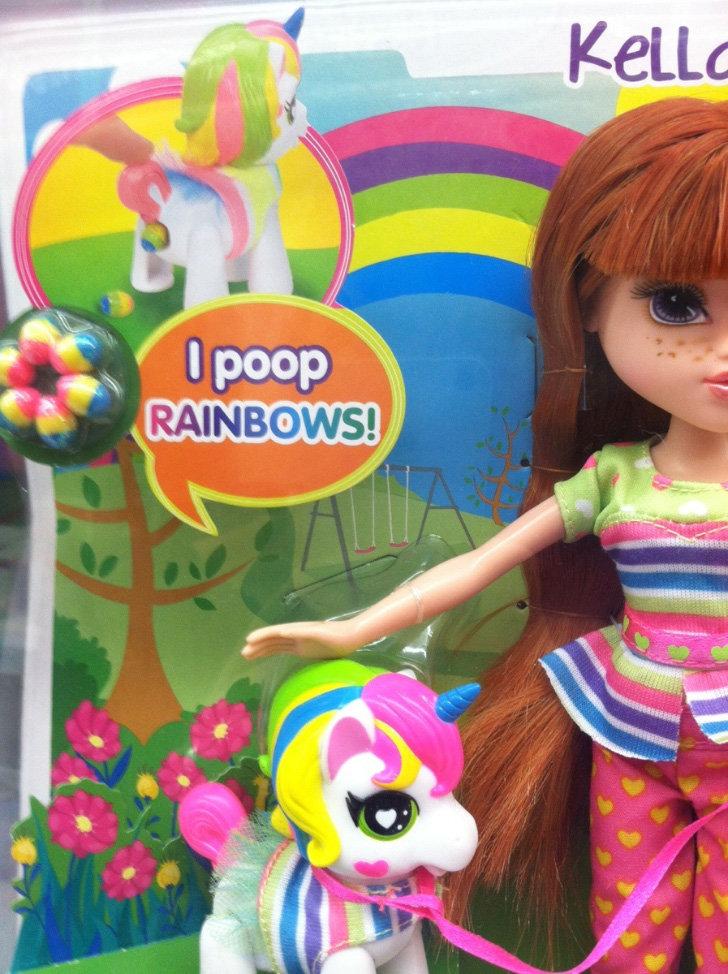 Pooping Rainbows. Because pooping regular would be inappropriate... Everybody poops Pooping Rainbows Because pooping regular would be inappropriate Everybody poops