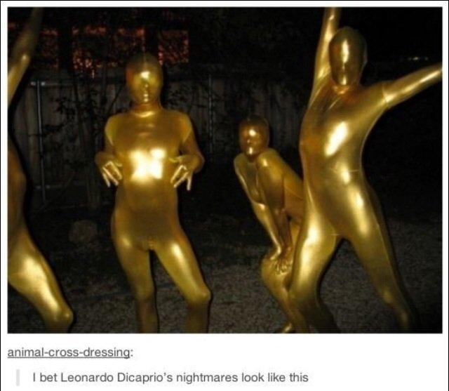 Poor Leo. . bet Leonardo nightmares look like this Poor Leo bet Leonardo nightmares look like this
