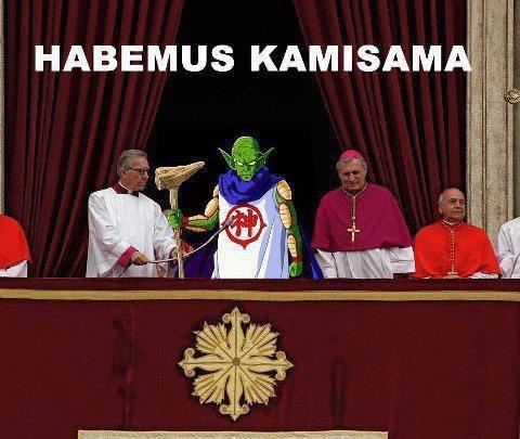 Pope Nameku. . Pope Nameku