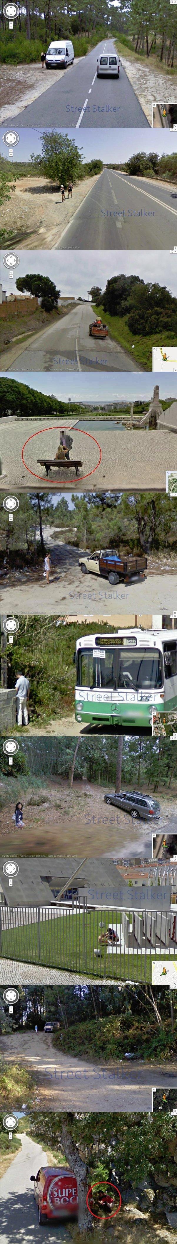 Portugal on Google Street. . p. all Portugal on Google Street p all