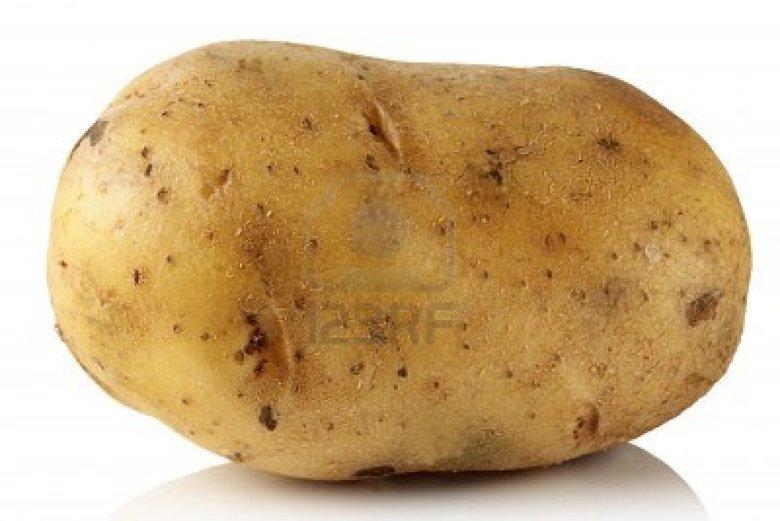 Potato. Potato.. Why the does a potato have a watermark potato