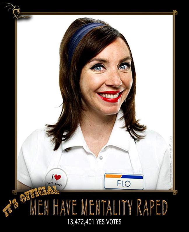PROGRESSIVE GIRL. .. that isn't a very attractive picture of her... kinda creepy haha PROGRESSIVE GIRL Men votes ronsart funny motivational