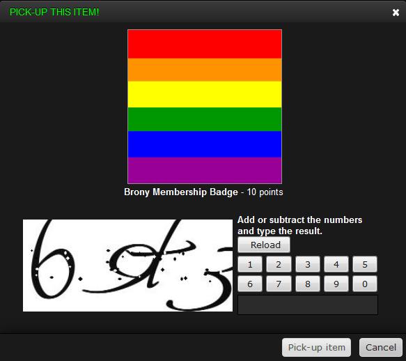 Proof that bronies are gay!. Indisputable evidence that bronies are gay.. Gay Pride