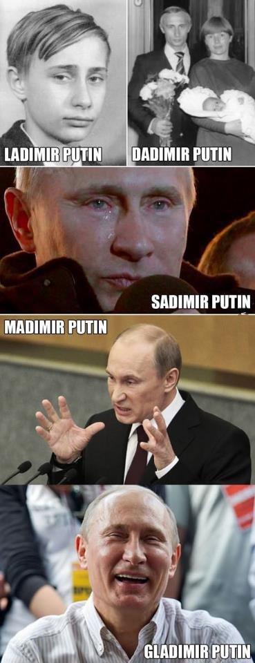 Putin. Just Putin. rung Lilili. Ml. .. lit POITAH Moderrussia russia putin
