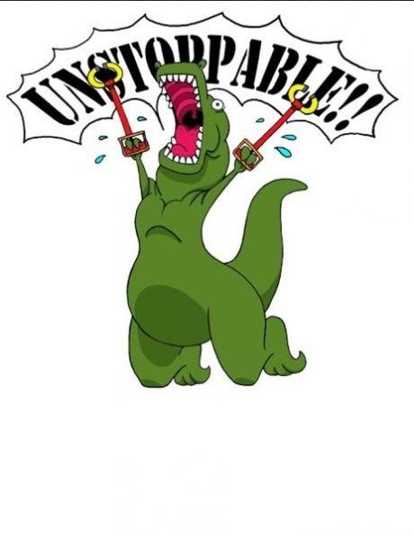 T-rex. . T-rex
