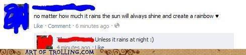 Take It Away Anti Joke Chicken. Take It Away Anti Joke Chicken. no matter haw much it rains the sun always shine and create a rainbow Q Like ' Comment ' 6 minut Take It Away Ant