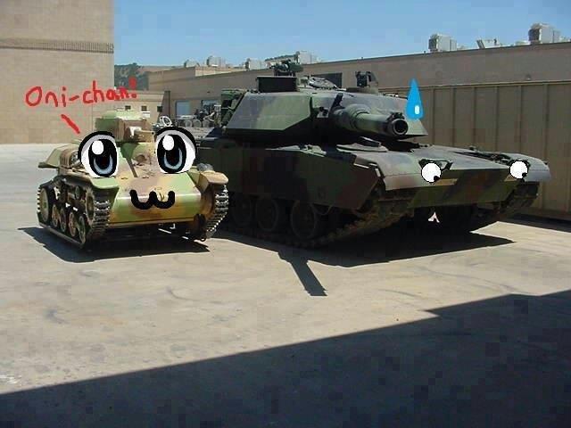 Tank-desu. .. Oni-chan Tank-desu Oni-chan
