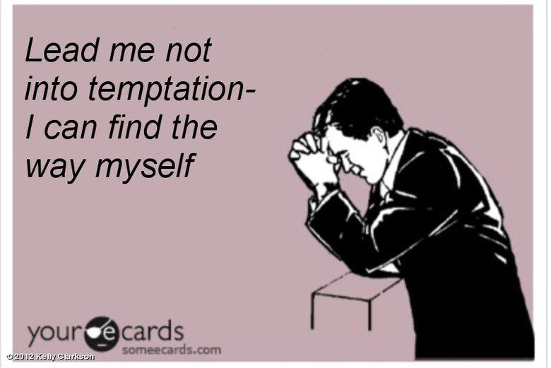 Temptation. . ecards temptatio