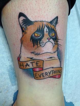 Terrible Tattoo!. . Terrible Tattoo!