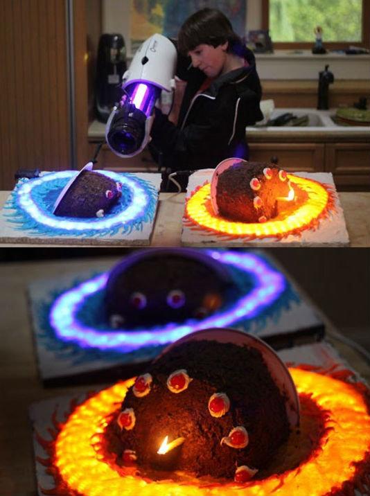 The cake is a lie. portal cake. Portal Cake Penis