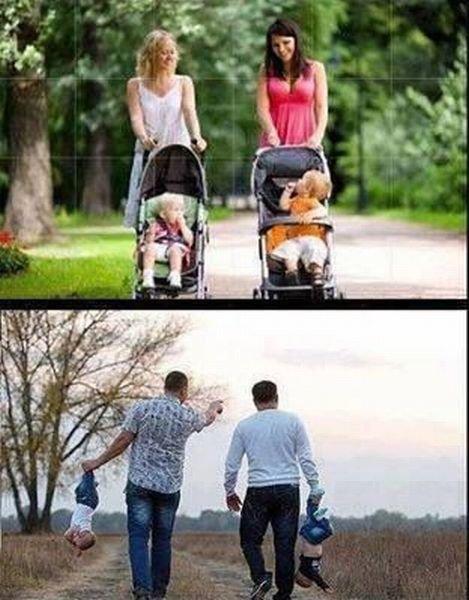 The differences. . asdasdasdasd