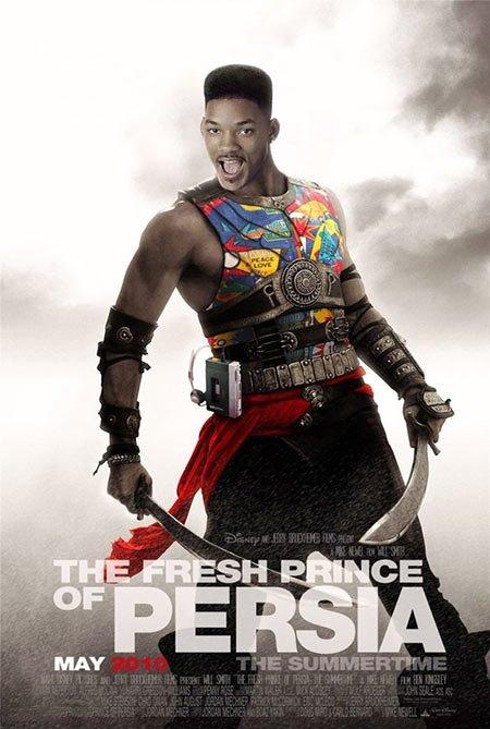 The Fresh Prince Of Persia. hue. The Fresh Prince Of Persia hue