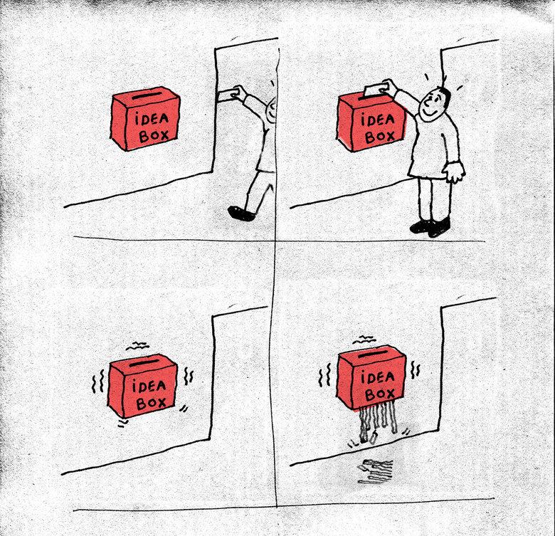 "The ideabox. .. funnyjunks ""suggestions"" board Idea Box"