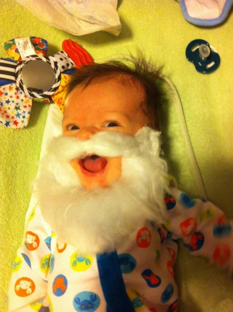 The joys of being santa. .. That aint santa, , you blind? The joys of being santa That aint you blind?