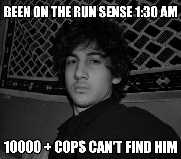 The New Waldo. Dzhokhar Tsarnaev, one of the Boston Bombers... gta boston Dzhokhar Tsarnae watertown mass Boston