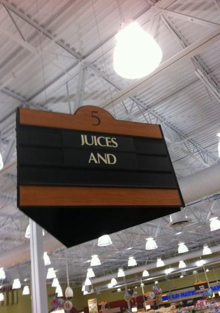 The suspense is killing me!. AAAAAANNNDD.. Smith's Marketplace? funny Juice