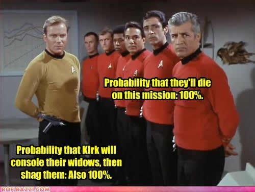 "THE TRUTH. Every red shirt will die.. Prostata"" ' ll Ilia .;~. that um: will ' an Mull: their widows than shag Elli: MEI] . HEMARHOID"