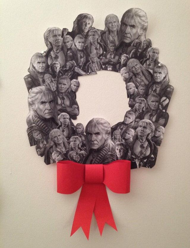 The Wreath Of Khan. . The Wreath Of Khan