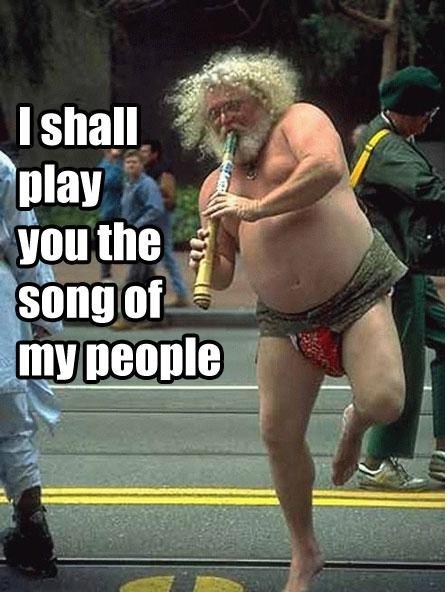 the song of my people. . the song of my people