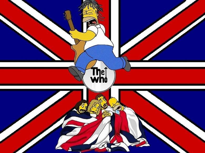 The Simpsons. The Who...simpsons. The Simpsons