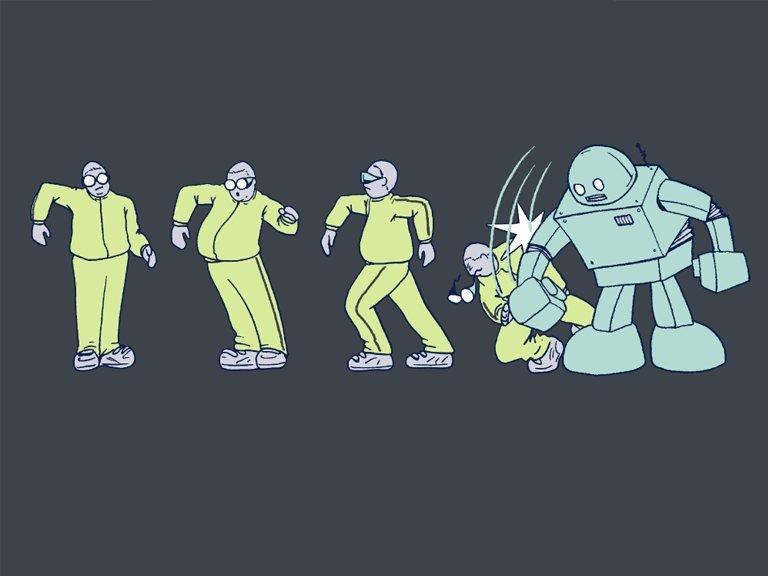 The Robot. . Robot