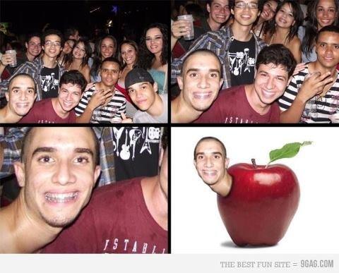 theres a worm in my apple. . theres a worm in my apple