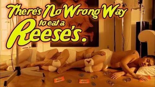There's No Wrong Way. .. hehheheheheheheheheheheheheh reeses Human centipede