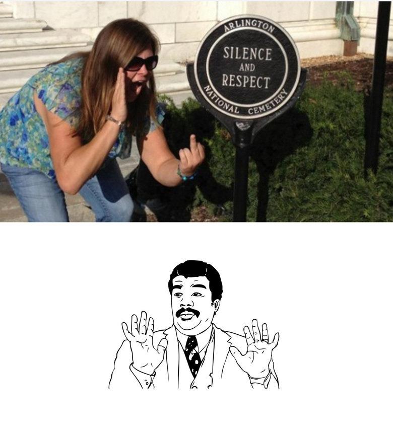This Bitch. what a badass.... cemetery rape
