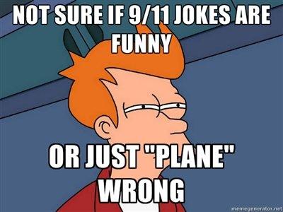 Those planes.. . Those planes
