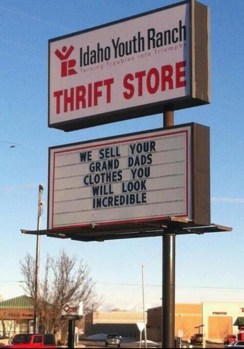 Thrift Shop. . Thrift Shop