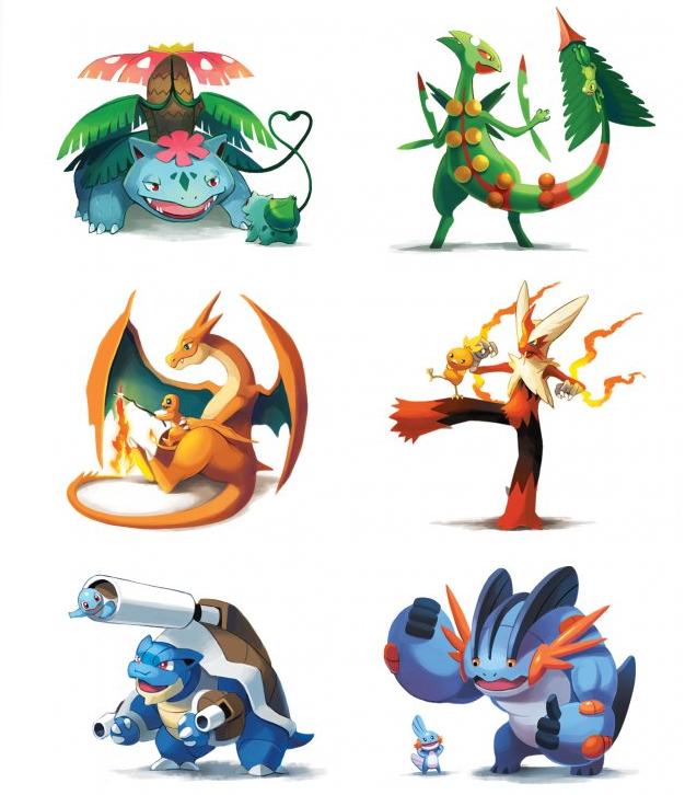 Title. Source: www.dorkly.com/post/64349/pokemon-mak..... No Swampert, don't do it! Pokemon