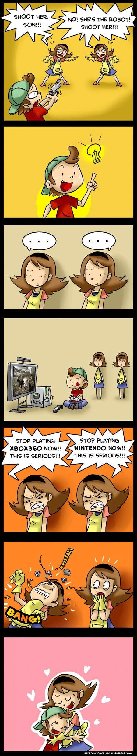 Title. . NO! tittys THE ROBOT! SHEET HER!!! b STOP PLATINA: ', 9, STOP PLAYING: Title NO! tittys THE ROBOT! SHEET HER!!! b STOP PLATINA: ' 9 PLAYING: