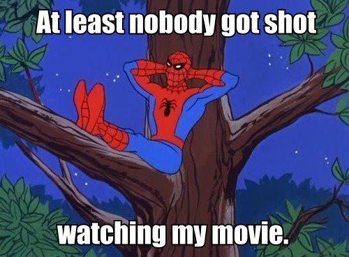 Too Soon?. . ht least nobody gunshot watching III! .. Except my uncle Too Soon? ht least nobody gunshot watching III! Except my uncle
