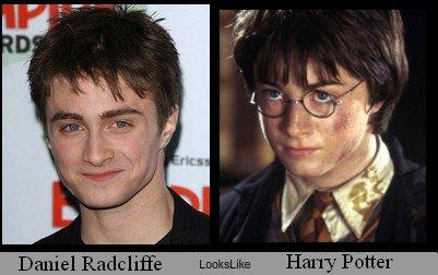 totally looks like. im completely sirius. edit: deds to m̲r̲r̲a̲u̲h̲l̲ who inspired me with his lookalike comp. sadly i got past him!.. Totally look a likes. Harry Potter totally looks like daniel radcliffe