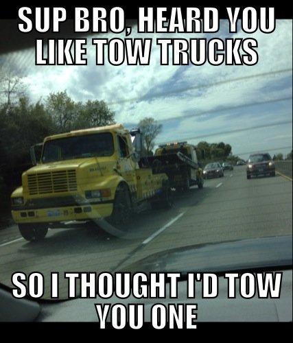 Tow Truck Fail. . Tow Truck Fail