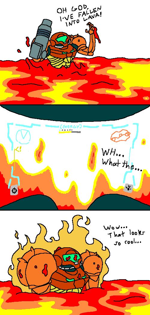 Trippy Lava.. . Trippy Lava