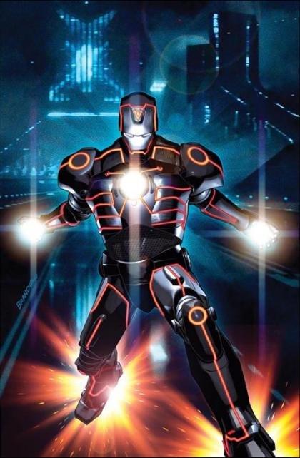 Tron IRON MAN. 100% of your daily iron needs. ironman iron man tron