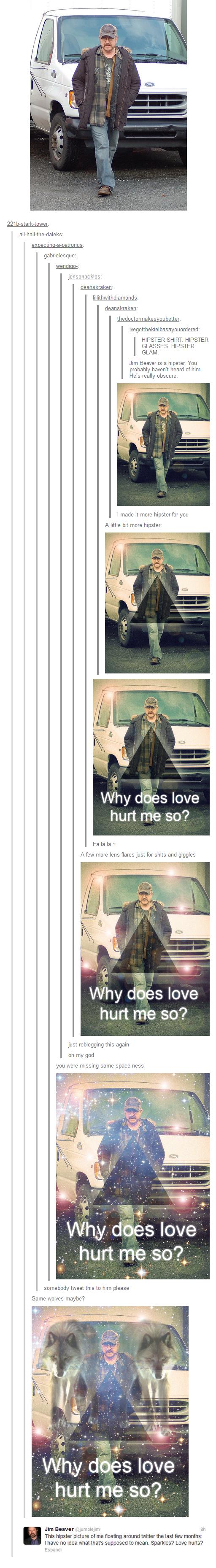 Tumblr did funny. . Tumblr did funny