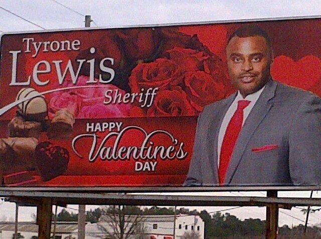 Tyrone the Love Sheriff. Not OC. Tyrone the Love Sheriff Not OC